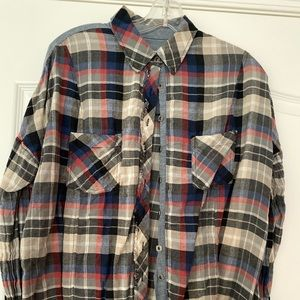 Free People plain shirt